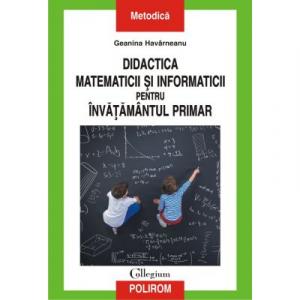 Didactica matematicii si informaticii pentru invatamintul primar