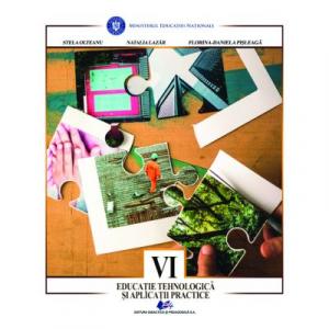 EDUCATIE TEHNOLOGICA SI APLICATII PRACTICE- Manual pentru clasa a VI-a