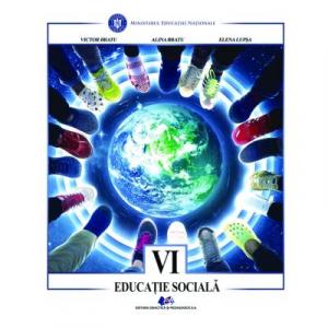 Educatie sociala. Manual. Clasa a VI-a