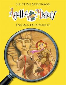 Agatha Mistery: Enigma Faraonului (VOL.1)