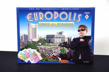 Europolis, Orase din Romania #JSC 9
