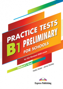 Curs lb. engleza examen Cambridge B1 preliminary for schools practice tests audio CD (set de 5 CD-uri - revizuit 2020)