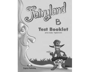 Curs lb. engleza Fairyland 4 teste
