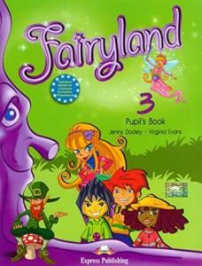 Curs lb. engleza Fairyland 3 manualul elevului