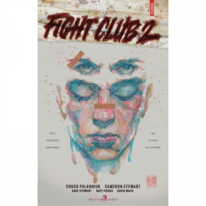 Fight Club 2. Gambitul seninatatii. Roman grafic