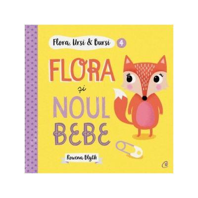 Flora, Ursi & Bursi (4). Flora si noul bebe