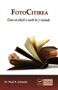 Fotocitirea - cum sa citesti o carte in 7 minute
