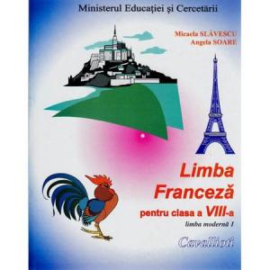 Limba franceza L1 - Clasa 8 - Manual
