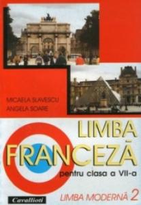 Limba franceza L2 - Clasa 7 - Manual