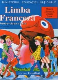 Limba franceza L1 - Clasa 7 - Manual
