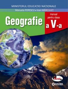 Geografie. Manual. Clasa a V-a