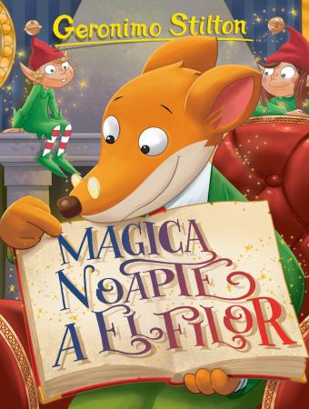 MAGICA NOAPTE A ELFILOR