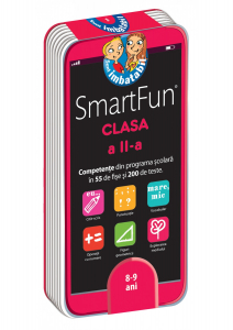SMARTFUN - CLASA A II-A - 8-9 ANI - DPH