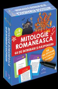 MITOLOGIE ROMANEASCA: 68 DE INTREBARI SI RASPUNSURI - DPH