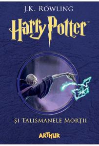 Harry Potter si Talismanele Mortii vol. 7