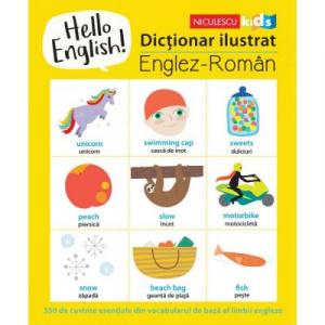Hello English! Dictionar ilustrat
