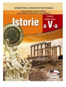 Istorie - Clasa 5 + Cd - Manual