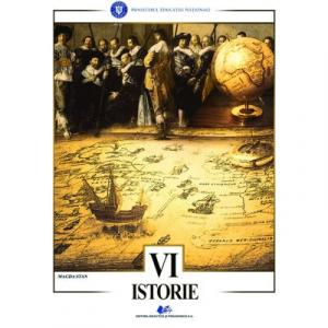 Istorie. Manual. Clasa a VI-a