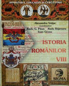 Istorie - Clasa 8 - Manual