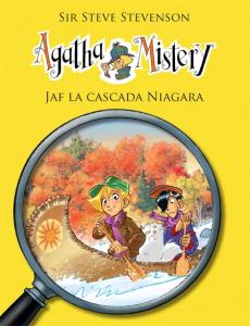 Agatha Mistery: Jaf la cascada Niagara (VOL.4)