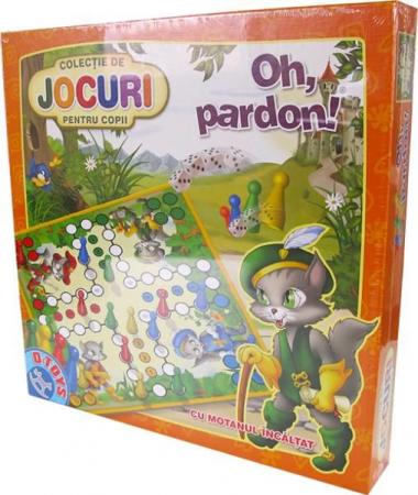 Colectia de Jocuri pentru copii: Oh, pardon #60082