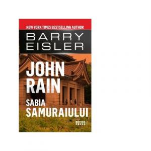 John Rain. Sabia samuraiului