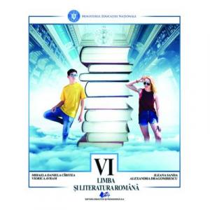 LIMBA SI LITERATURA ROMANA -Manual pentru clasa a VI-a