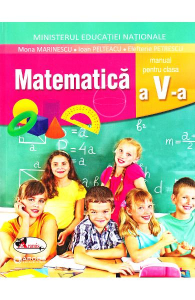 Matematica - Clasa 5 - Manual + CD