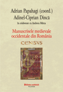 Manuscrisele medievale occidentale din Romania. Census