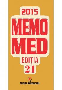 Memomed 2015 - Editia 21 + Ghid Farmacoterapic alopat si homeopat