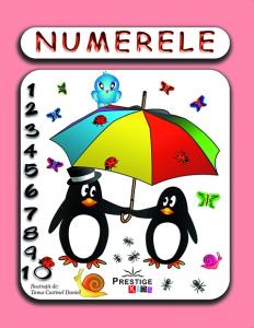 Numerele - cartonat0