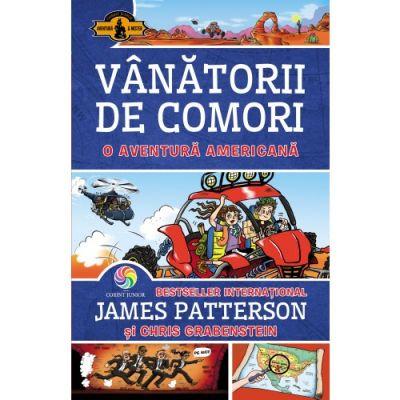 O aventura americana. Vol. 6 - Seria VANATORII DE COMORI