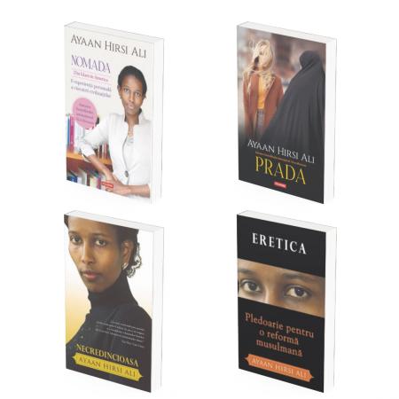 Pachet Autor Ayaan Hirsi Ali