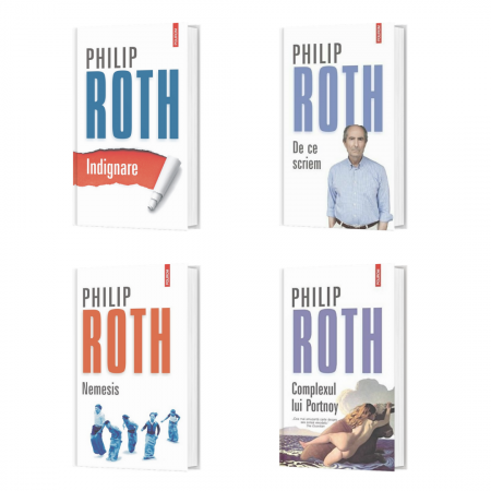 Pachet Philip Roth