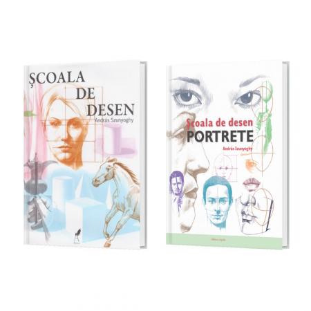 Pachet Scoala De Desen