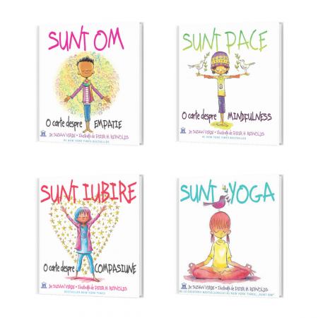 Pachet Special Pentru Copii Susan Verde