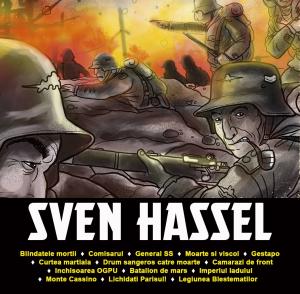 Pachet Special Sven Hassel - 14 Volume1