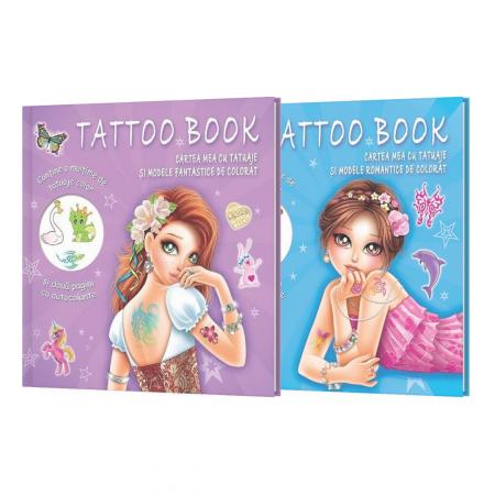 Pachet Special Tattoo Book