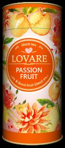 Passion Fruit  Amestec de ceai negru, plante si fructe