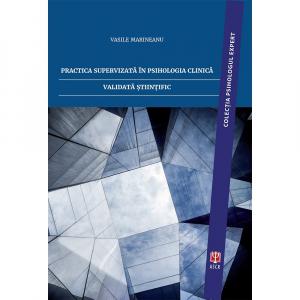 Practica supervizata in psihologia clinica validata stiintific