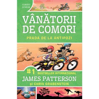 Prada de la antipozi. Vol. 7 - Seria VANATORII DE COMORI