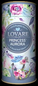 Princess' Aurora  Amestec de ceai negru, ceai verde si plante
