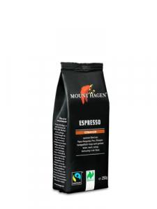 Cafea Bio Espresso prajita si macinata 250 g
