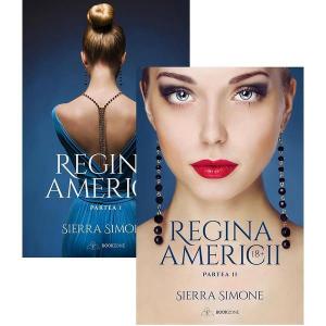 Regina Americii Vol. 1+2 - Bookzone