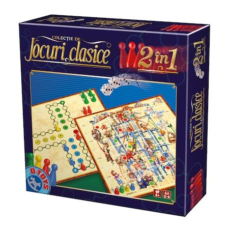 Colectie de Jocuri Clasice 2 in 1 #61195