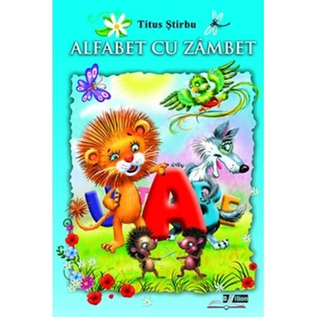 Alfabet cu Zambet - Carton