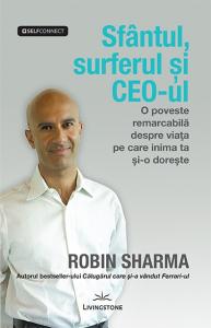 Sfantul, surferul si CEO-ul