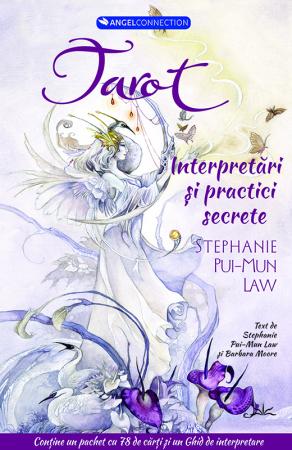 Tarot - Interpretari si practici secrete (cutie care contine ghid + 78 de carti)