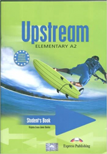 Curs lb. engleza Upstream Elementary A2 manualul elevului