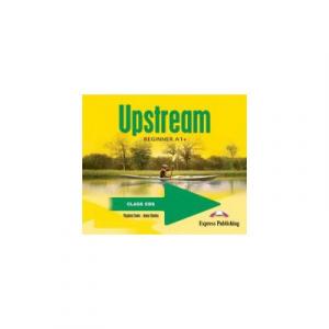 Curs lb. engleza Upstream beginner A1+ audio CD manual (set 3 cd-uri)